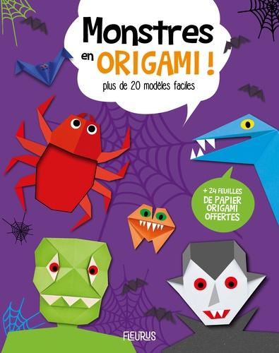 Monstres en origami !